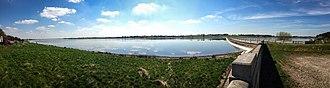 Blithfield Reservoir - Panorama of Blithfield Reservoir
