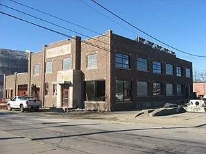 Coca-Cola Bottling Plant (Bloomington, Indiana) - Coca-Cola Bottling Company Plant, March 2010