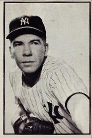 Bob Kuzava - Kuzava with the New York Yankees in 1953