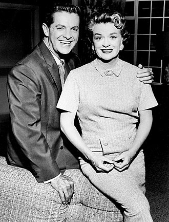 Rosemary DeCamp - Bob Cummings and Rosemary DeCamp in Bob Cummings Show (1959)