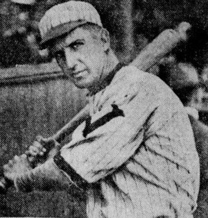 Bob Fisher (baseball) - Image: Bob Fisher 1919