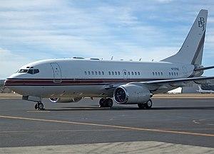 Boeing Business Jet Boeing 737-700BBJ CBR Gilbert.jpg
