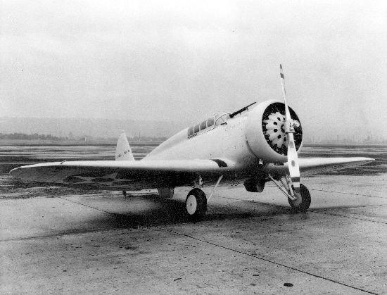 Boeing XF7B-1 early