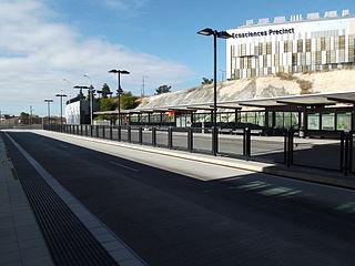Boggo Road busway station