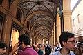 Bologna Arcade and visitors.JPG