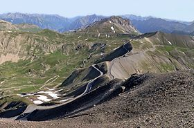 Image illustrative de l'article Route de la Bonette