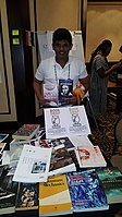 BookSwapping at Wikimania 2018 20180722 151806 (15).jpg