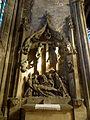 Bordeaux (33) Basilique Saint-Michel Chapelle du Saint-Sépulcre Mise au tombeau 01.JPG