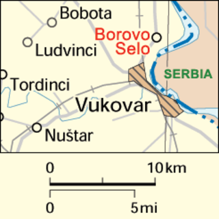 Borovo Selo killings