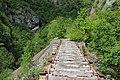 Bosnian Eastern Railway – Bistrica viaduct 3.jpg