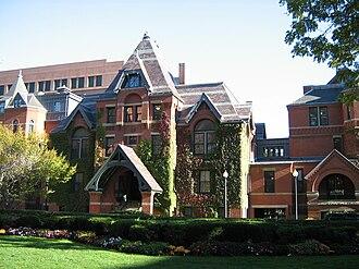 Boston University School of Public Health - The Talbot Building