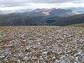 Boulder field, Carn nan Gobhar - geograph.org.uk - 1507684.jpg