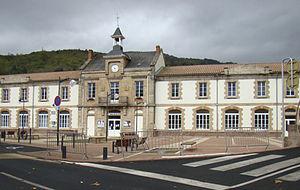 Le Bousquet-d'Orb - Town hall