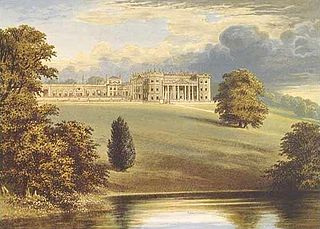 Bowood House Grade I listed English country house in Wiltshire, United Kingdom