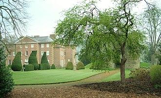 Henry Bickersteth, 1st Baron Langdale - Brampton Bryan Hall and Castle