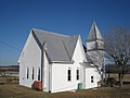 Branch Mountain United Methodist Church Three Churches WV 2009 02 01 12.jpg