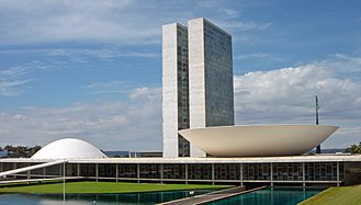 Federal government of Brazil - Image: Brasilia Congresso Nacional 05 2007 221