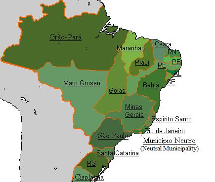 Brazil provinces 1825 (edit)