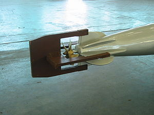 Breakaway fins on an aerial torpedo.jpg