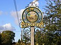 Bredfield Village Sign - geograph.org.uk - 1029303.jpg