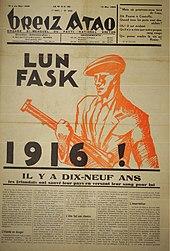 Nationalisme Breton Wikipedia