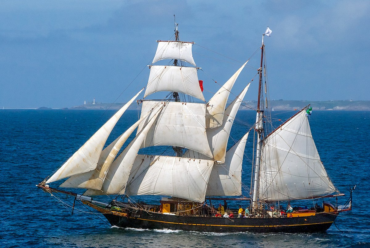 Tres Hombres Voilier Wikipedia