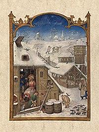 Breviarium Grimani - Februar.jpg