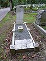 Brian Cracknell RAF grave Lavender Hill Cemetery.JPG