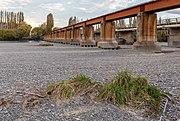 photo of a bridge over a river