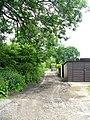 Bridleway - Denby Dale Road, Durkar - geograph.org.uk - 848628.jpg