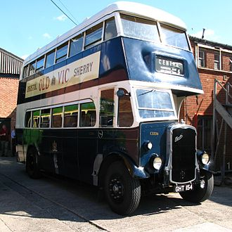 Bristol Commercial Vehicles - A Bristol K with a 1940 Bristol body