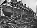 Britannic under construction.jpg
