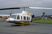 British Caledonian Helicopters Bell 214ST