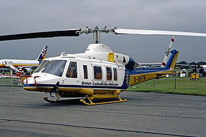 Bell 214ST - A British Caledonian Helicopters Bell 214ST