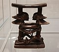 British Museum Room 25 Wooden headrest Luba people 17022019 4940.jpg