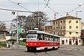 Brno, Nádražní, Tatra K2T č. 1038 (2013-04-27; 01).jpg