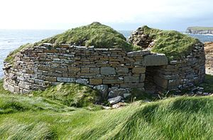 Broch of Borwick - Broch of Borwick