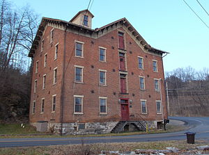 Benner Township, Centre County, Pennsylvania - Brockerhoff Mill
