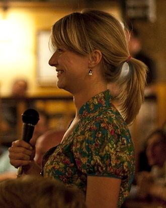 Belle de Jour (writer) - Brooke Magnanti, 7 June 2010
