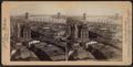 Brooklyn Bridge and Cotton Exchange, N.Y, from Robert N. Dennis collection of stereoscopic views.png