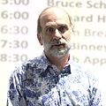 Bruce Schneier at CoPS2013-IMG 9068.jpg