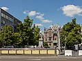 Brussels, standbeeld François Anneessens foto4 2015-06-07 12.42.jpg