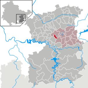 Bucha, Saale-Orla - Image: Bucha in SOK