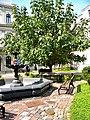 Bucuresti, Romania. MUZEUL COLECTIILOR DE ARTA. PALATUL ROMANIT. (exterior) (2) (B-II-m-B-19862).jpg