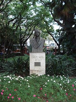 Carlos Thays - Image: Buenos Aires Monumento a Carlos Thays