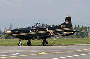 Bulgarian Air Force Pilatus PC-9M Lofting-1