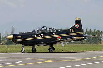 Pilatus PC-9 - Bulgarian Air Force Pilatus PC-9M