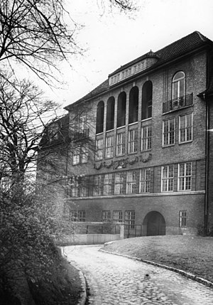 Fritz Schumacher (architect) - Museum für Hamburgische Geschichte in 1930