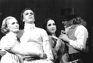 "Danton's Death - 1981 Berlin production of ""Dantons Tod"""