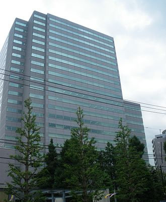 Pioneer Corporation - Pioneer headquarters in Bunkyō, Tokyo